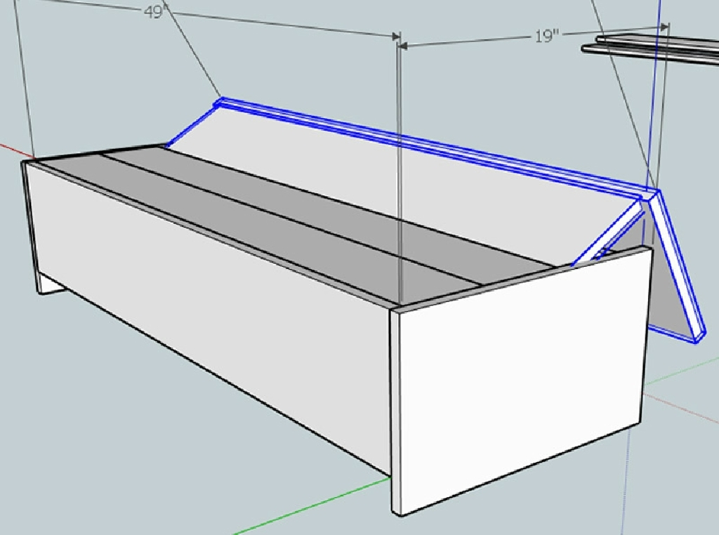 Fish Tank Canopy Plans