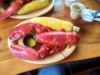 Lobster Shack Lunch
